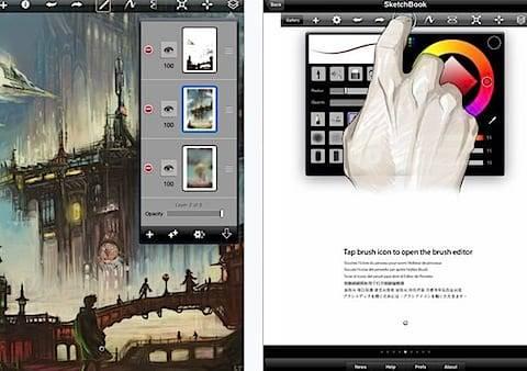 iArtbook На Android