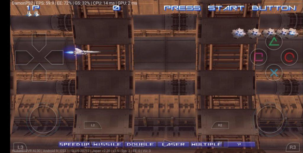 Эмулятор PS2 На Андроид