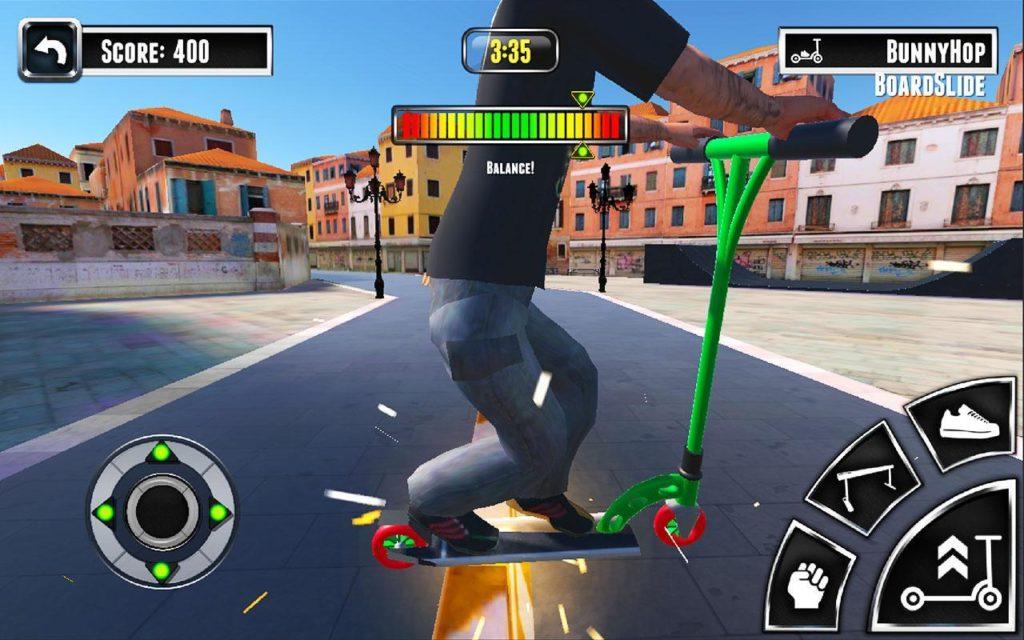 Touchgrind Scooter Скачать На Андроид
