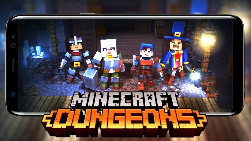 Minecraft Dungeons Скачать На Андроид