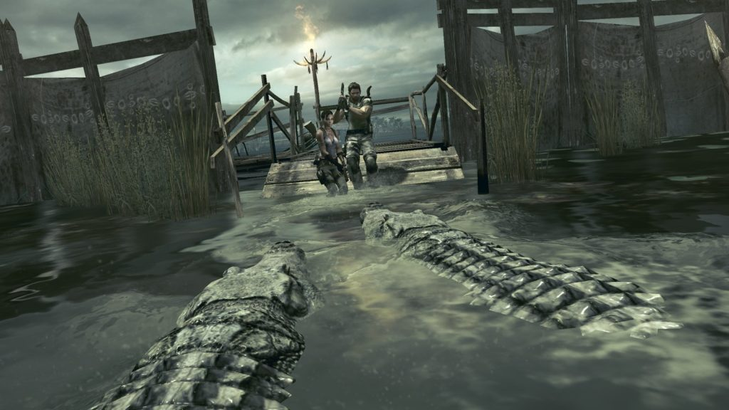 Resident Evil 5 На Андроид