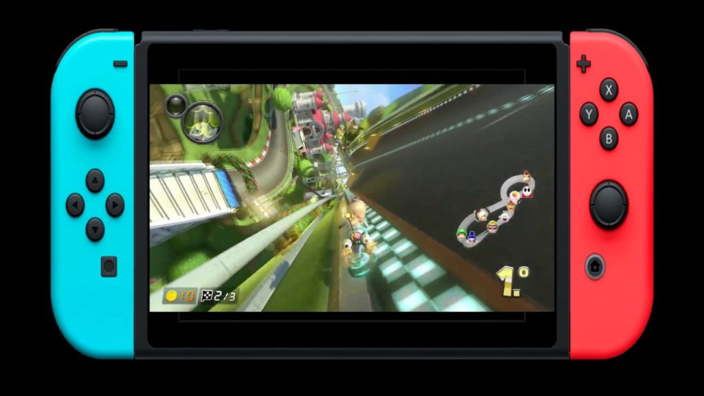 Эмулятор Нинтендо Свитч на Андроид