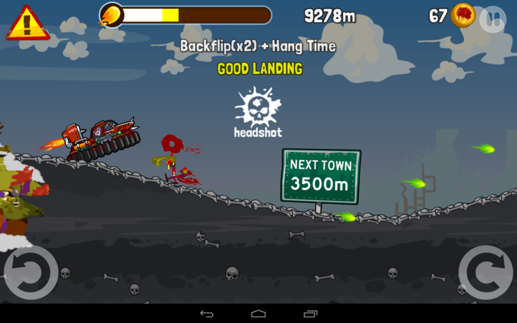 Zombie Road Trip 3.30 Скачать Последнюю Версию на Андроид