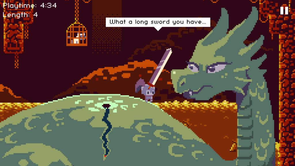 Deepest Sword