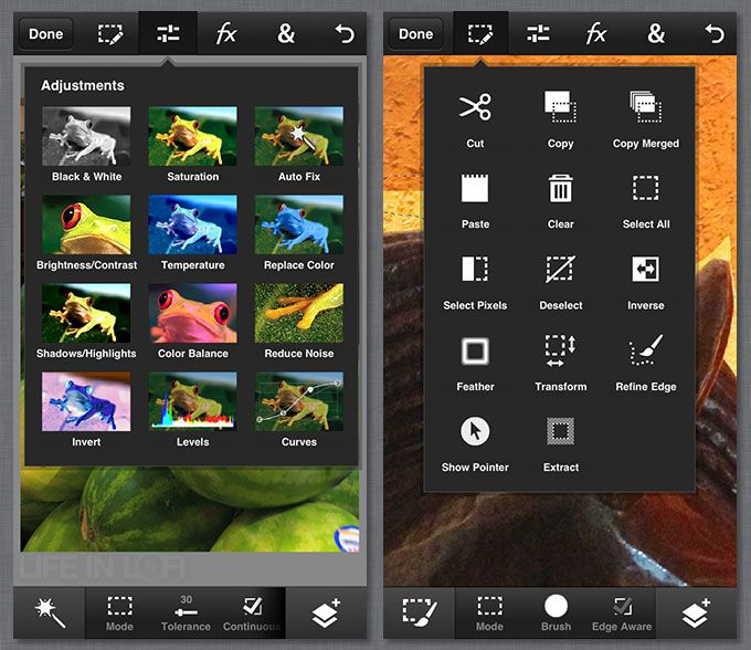 Adobe Photoshop Touch 9.9.9
