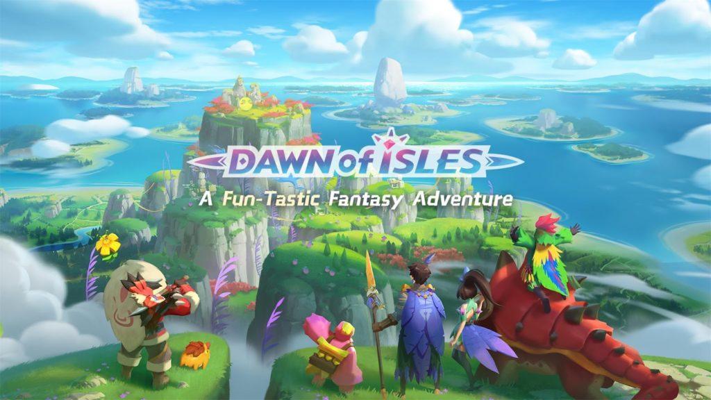 Dawn of Isles mod