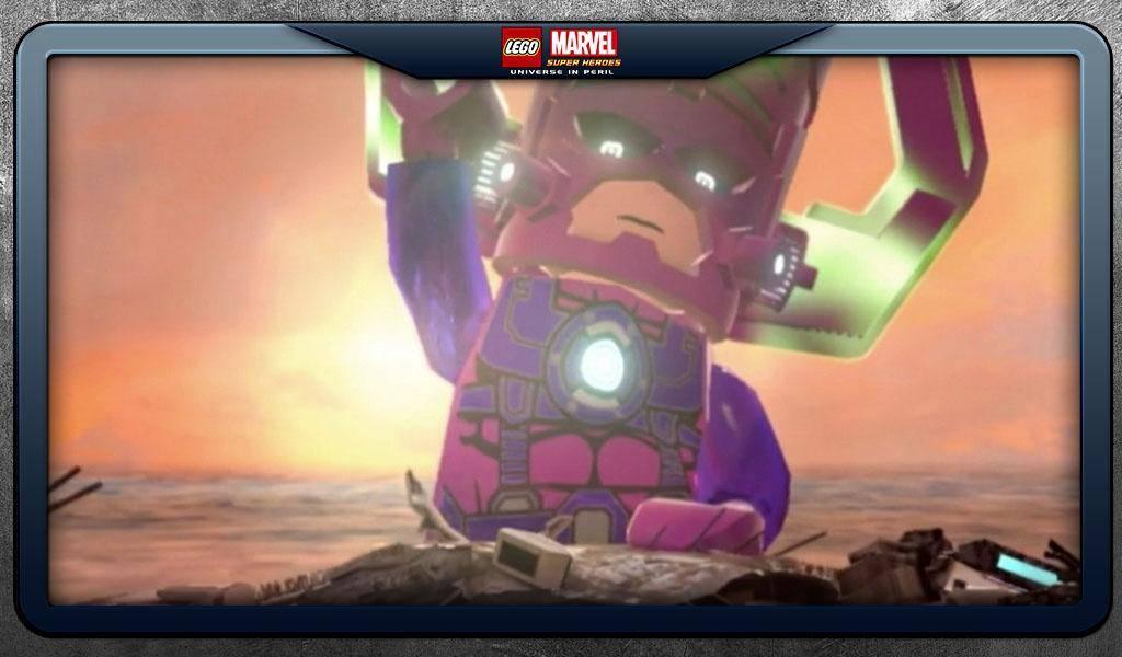 Lego Marvel Super Heroes 2.0.1.17 Скачать на Андроид