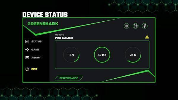 Green Shark Premium